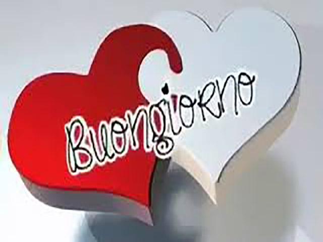 Foto immagini buongiorno con il cuore 10