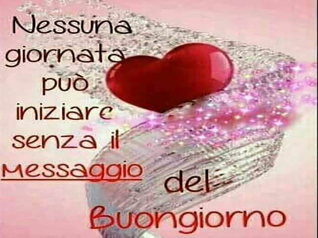 Foto immagini romantiche buongiorno 1