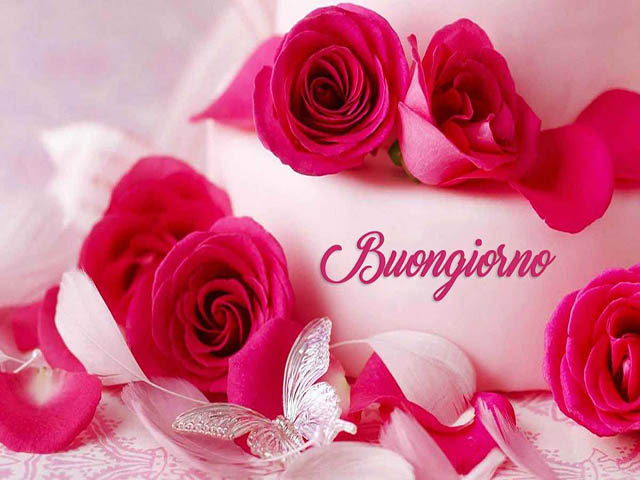 Foto immagini romantiche buongiorno 4