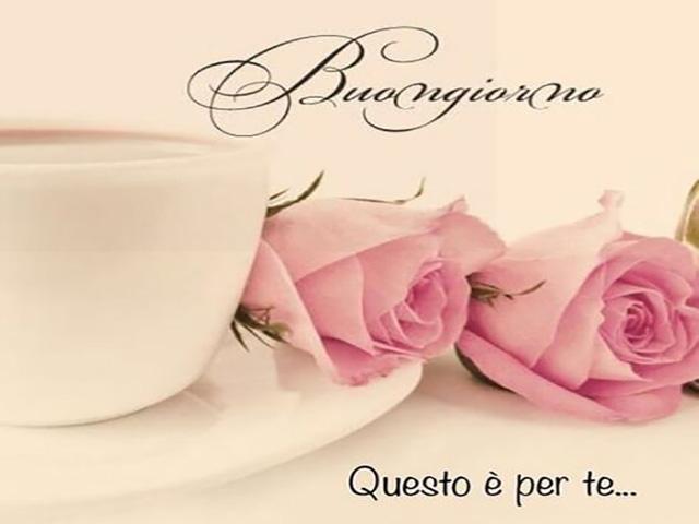 Foto immagini romantiche buongiorno 8