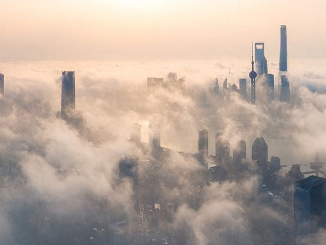 foto autismo inquinamento smog
