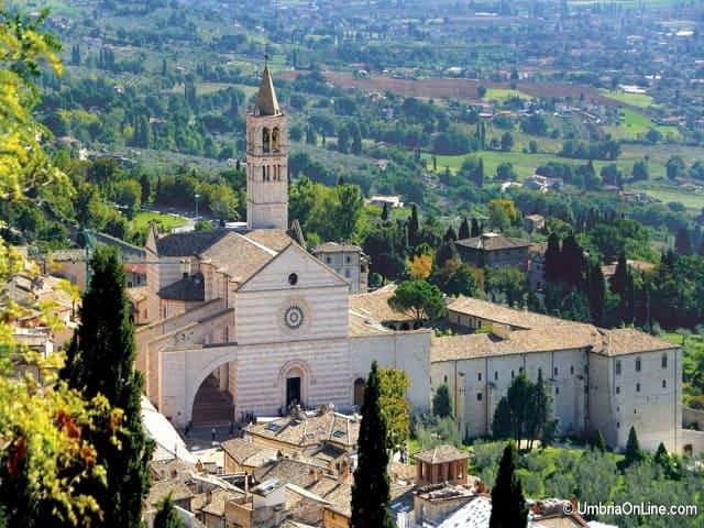 Foto Santa Chiara Assisi
