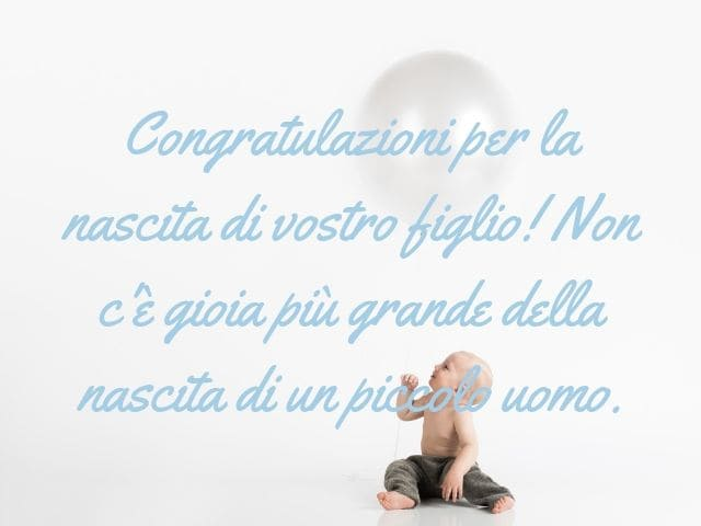 Frasi E Auguri Per Nascita Le Piu Belle Da Dedicare A Mamme Papa