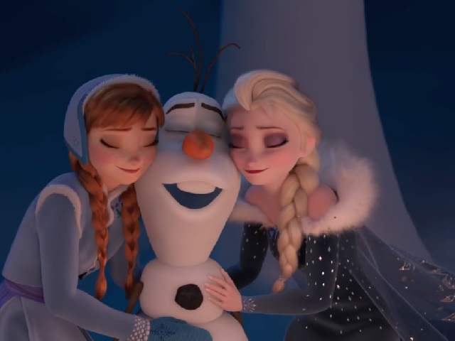 foto frozen Disney