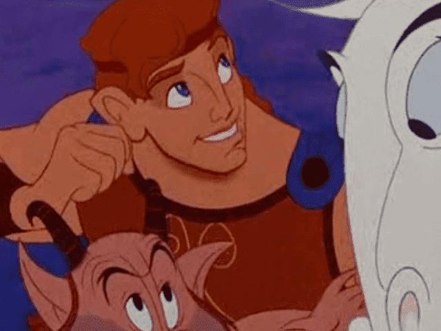 foto Hercules Disney Pegaso