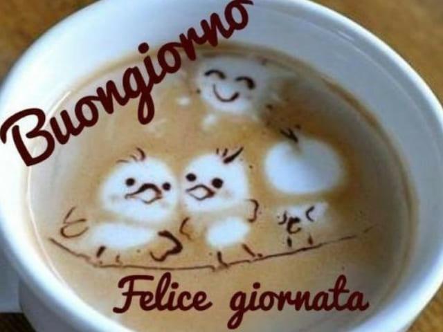 foto immagini belle buongiorno caffè