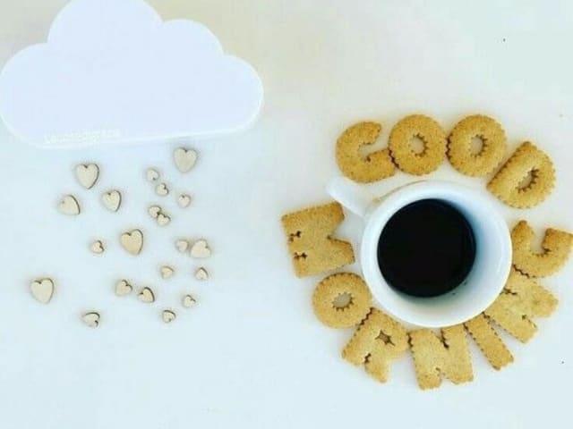 foto immagini belle buongiorno biscotti