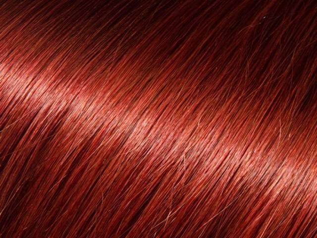 foto henne capelli rosso mogano