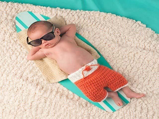 foto bambino mare come proteggere i bambini dal caldo