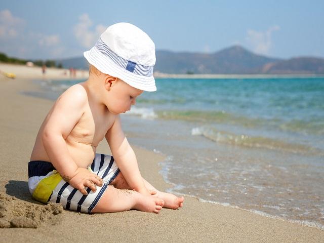 foto-come-proteggere-neonato-dal-caldo