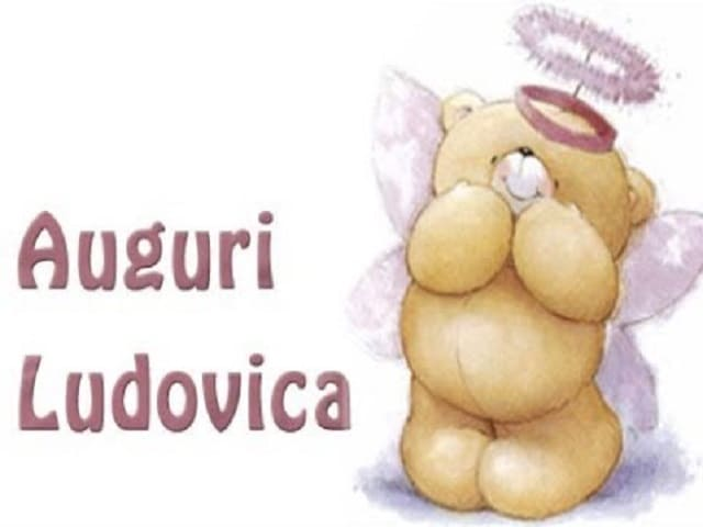 Buon compleanno Ludovica immagini 2