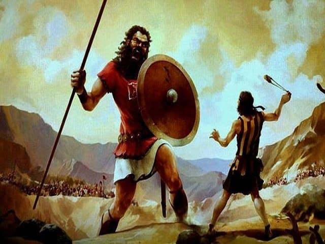 Davide l'origine del nome