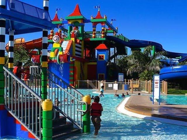 Legoland water park Italia