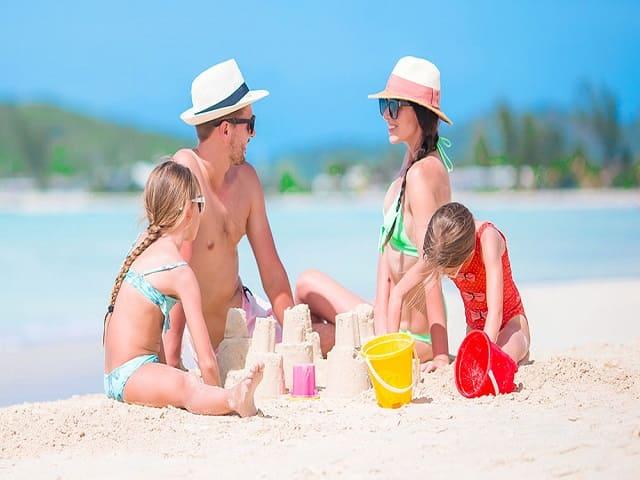 Un'estate al mare: benefici per tutti