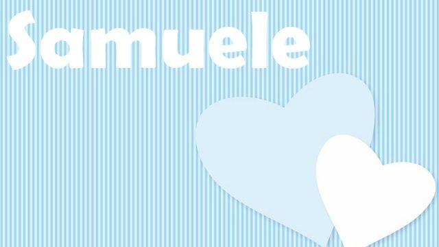 samuele significato nome