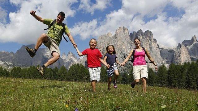 vacanze montagna con bambini