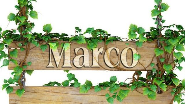 nome marco