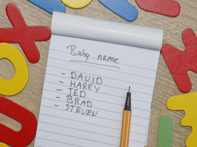 scelta nomi italia