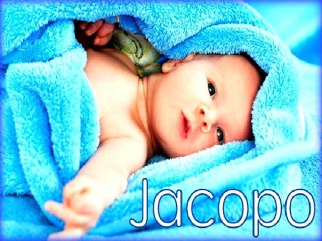significato del nome Jacopo