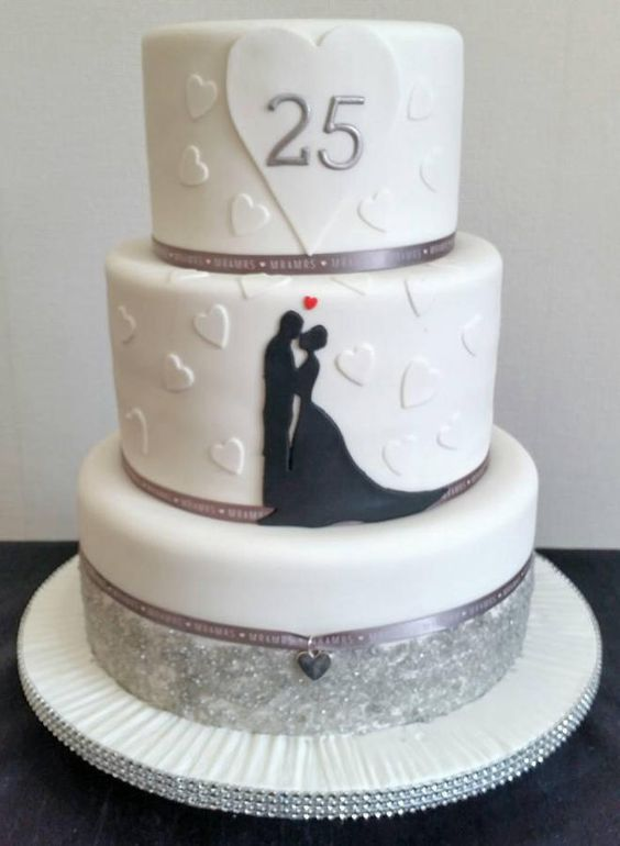 25 anni di matrimonio