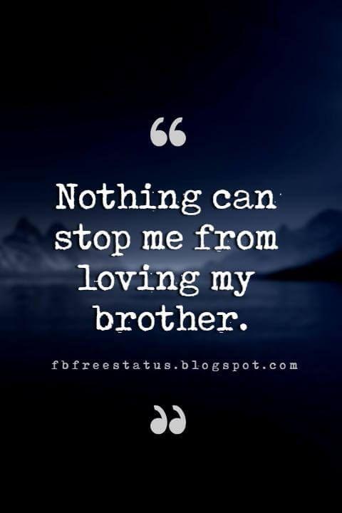 frasi sui fratelli