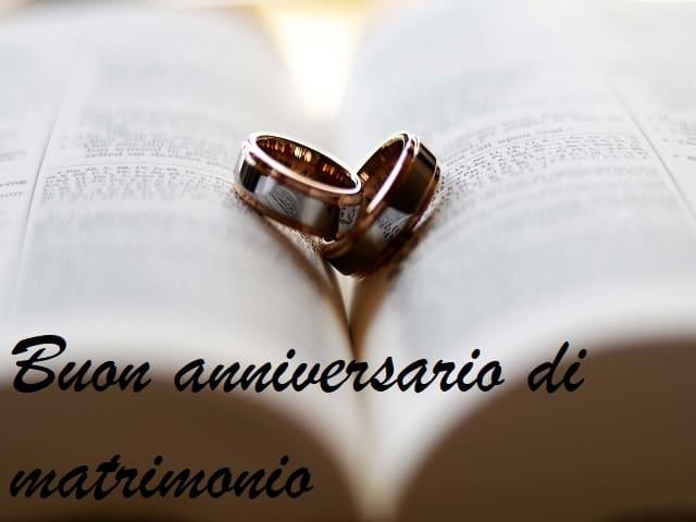 anniversari di nozze