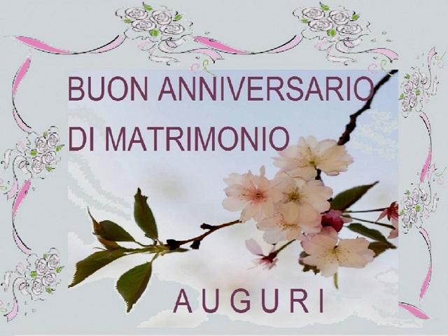 Anniversario Matrimonio Simpatico.Buon Anniversario Le Immagini E Le Frasi Per Fare Gli Auguri In