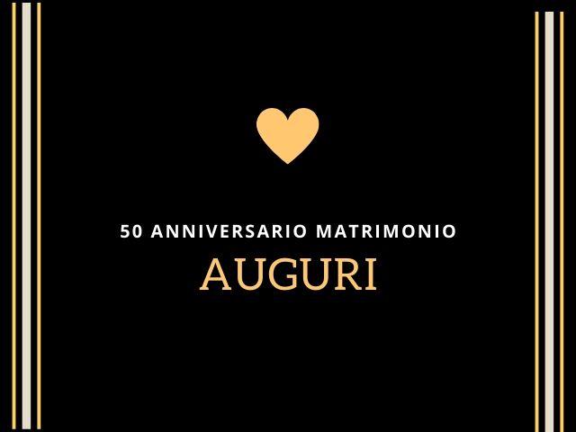 Frasi Anniversario Matrimonio 50 Anni Nonni.Nozze D Oro Le Piu Belle Frasi Per I 50 Anni Di Matrimonio