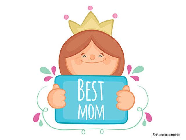 auguri festa della mamma immagini
