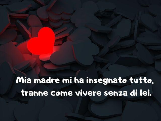 Frasi D Amore Per La Mamma Morta Le 100 Dediche Piu Commoventi