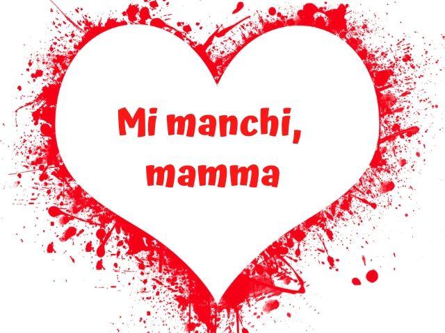 frasi d'amore per la mamma morta