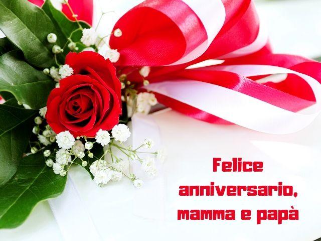 Anniversario Matrimonio Mamma E Papa.Lettera Ai Genitori Le Dediche Piu Dolci Per Ogni Occasione