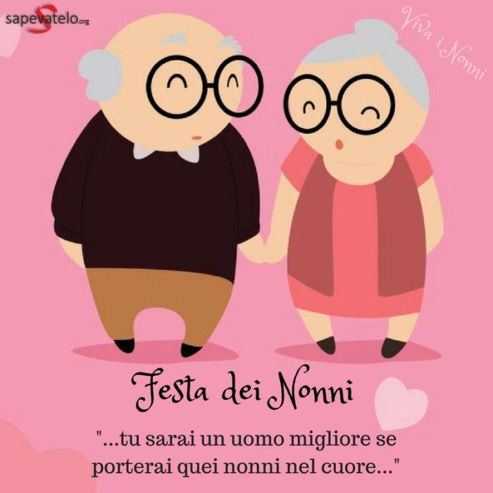 auguri nonni