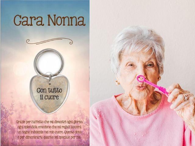 frasi per una nonna