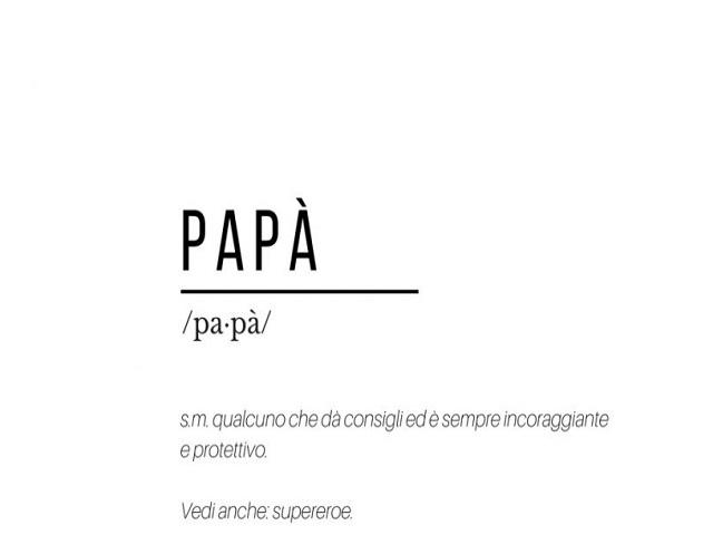 frasi sul papà