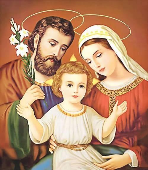 immagini sacra famiglia
