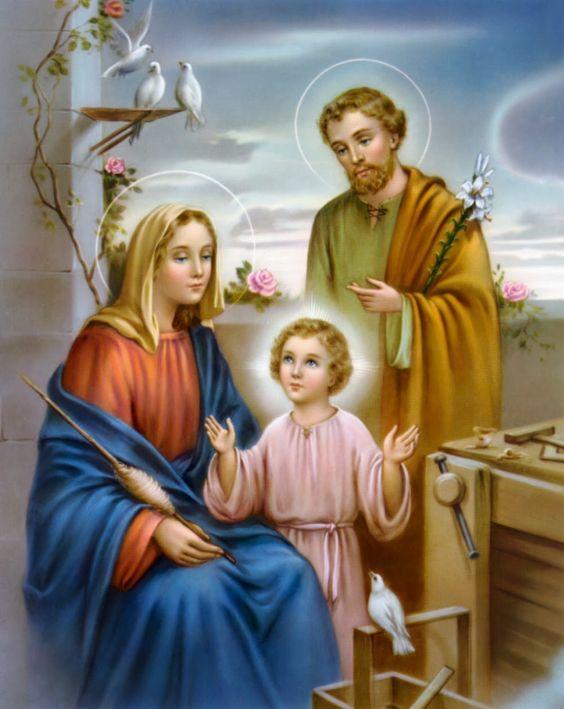 immagini sacre famiglia
