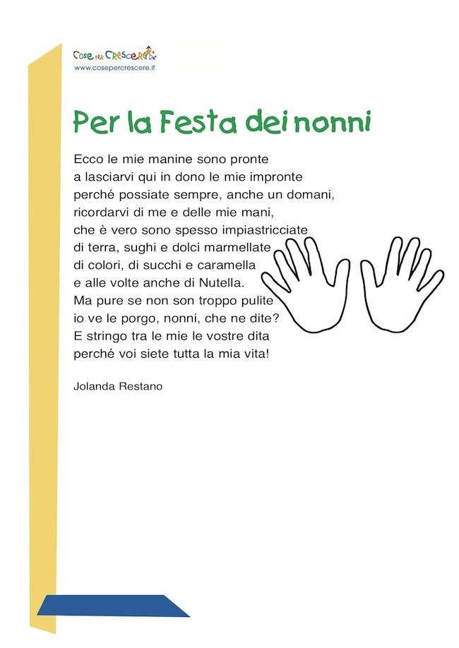 poesia nonni