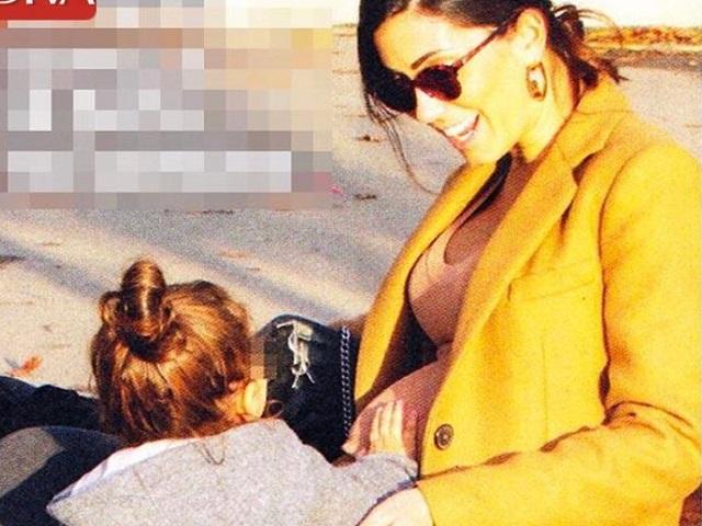 federica nargi gravidanza