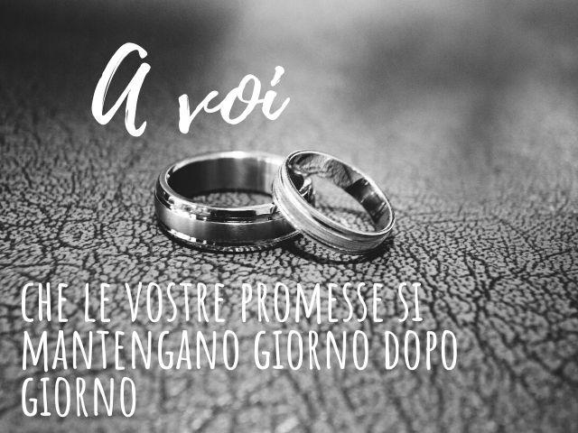 frasi per promessa di matrimonio