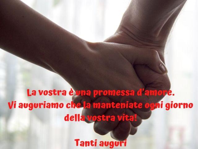 frasi per promesse di matrimonio