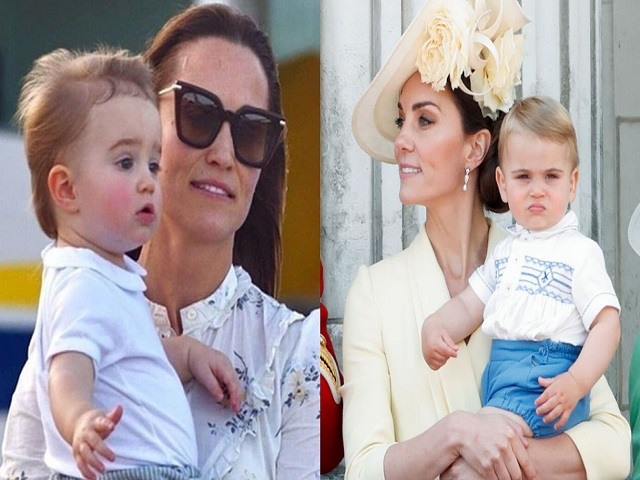kate middleton incinta del 4 figlio