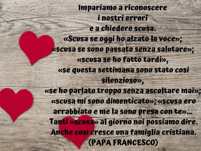 papa francesco frasi