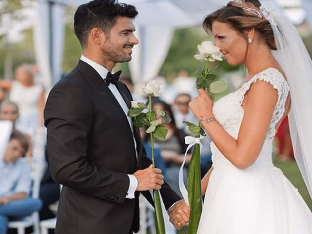 tara e cristian matrimonio