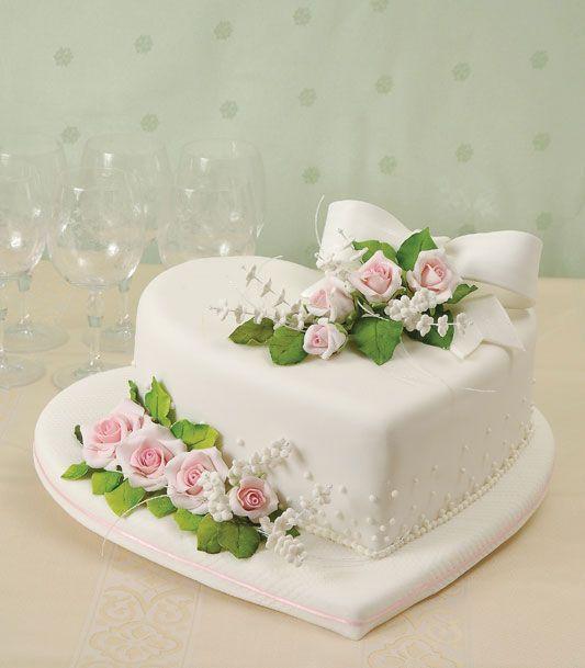 torta promessa di matrimonio