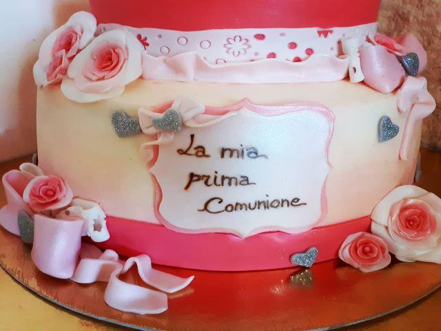 torte prima comunione immagini