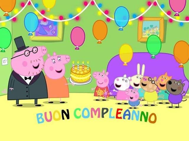 auguri di compleanno per bambini