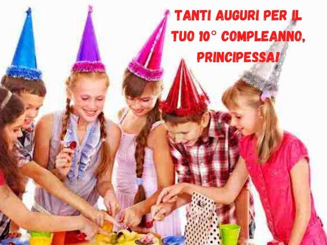 biglietti auguri compleanno bambini