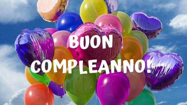 Top Auguri di buon compleanno: divertenti, romantici e non solo. 134 YD22