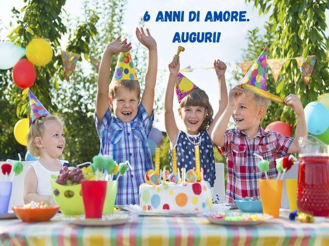 frasi di buon compleanno per bambini